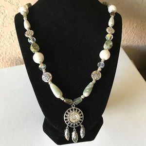 Jewelry - Swarovski Crystal Pendant Necklace
